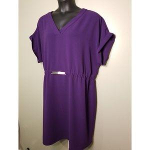 Lane Bryant Textured Knit Dress Size 22/24
